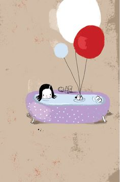 Birthday Card by sophia touliatou, via Flickr