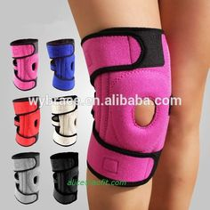 95c243f719 Sports injury arthritis neoprene joint hinge knee support from China  supplier