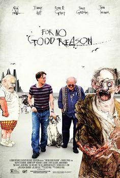 FOR NO GOOD REASON // doc about artist Ralph Steadman