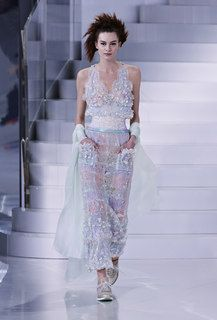 Looks from the 2014 Spring-Summer Haute Couture show - CHANEL