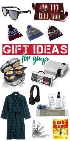 Whether you're looking for a gift idea for your boyfriend or just a special guy in your life, here are lots of cheap, creative and thoughtful options that he'll love for Christmas.