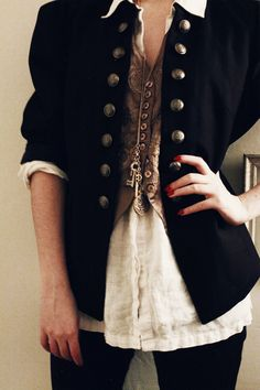 """zevrantiva: """" An outfit to remember. Mom Outfits, Pretty Outfits, Casual Outfits, Cute Outfits, Fashion Outfits, Steampunk Clothing, Steampunk Fashion, Vintage Outfits, Vintage Fashion"""