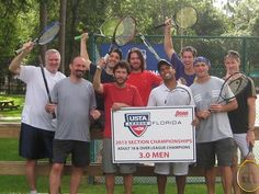 2013 18+ 3.0 Mens Section Champions - Alachua