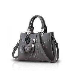 c1bf6f8d9c Nicole Doris 2017 new wave packet Messenger bag ladies handbag female bag  handbags for women(Gray)