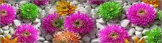 Мерцающие цветочки - Красивые цветы - Красивые картинки анимации
