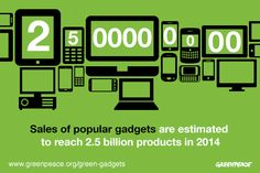 Sales of electronice gadgets for 2014 Green Living Tips, Healthy Environment, Big Data, Renewable Energy, Climate Change, Infographics, Detox, Projects To Try, Gadgets