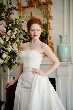 Chic, Elegant & Fabulous – Wedding Gowns By The Incomparable Stewart Parvin Wedding Dress Styles, Designer Wedding Dresses, Wedding Gowns, Wedding Hair, Wedding Blog, Wedding Stuff, Wedding Planner, Dresses Uk, Bridal Dresses