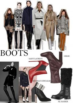 How To Wear- Boots January, Boots, Polyvore, How To Wear, Fashion, Crotch Boots, Moda, Fashion Styles, Shoe Boot