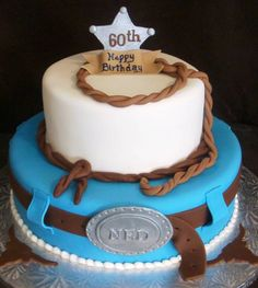 western taart Graduation cake for a cowgirl | Favorite Cakes | Pinterest | Cake  western taart