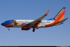 Quot Maryland One Quot Southwest Airlines Boeing 737 7h4 Boeing