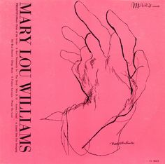 """Mary Lou Williams - """"It ain't arily necessarily so"""" - Fantastic cover(Jaket) & modal jazz"""