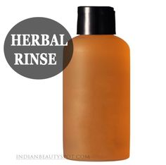 Natural Herbal Rinse – soft, shiny hair