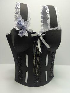 Fabriquer un corset Tuto