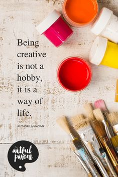 """Being creative is not a hobby, it is a way of life. Easy Hobbies, Hobbies To Try, Hobbies For Men, Hobbies That Make Money, Hobbies And Interests, Hobbies And Crafts, How To Make Money, Create Quotes, Finding A Hobby"