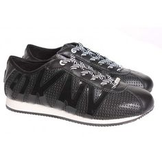 DKNY - Sneakers - Zwart