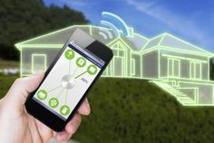 Holiday home owners who embrace new mobile technology can save on heating bills