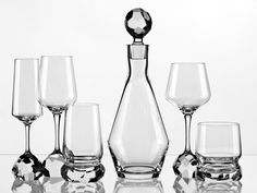 Bomma | Stone White Wine Glasses | AHAlife