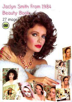 Beauty Secrets: Jaclyn Smith from 1984 Beauty Book