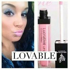 Best lipgloss ever Younique my link to order: https://www.youniqueproducts.com/RobinPowers/party/1187514/view