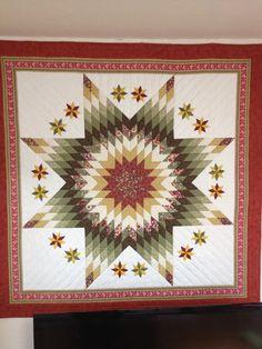 My wife's quilt - 베들레헴 스타