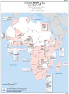 Tech hubs across Africa: Which will be the legacy-makers? | Information and Communications for Development