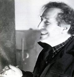 Marc Chagall, painter.  #art #artists #chagall