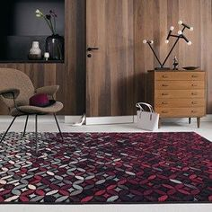 Barren Rugs 57204 by Ted Baker in Ash Grey - Free UK Delivery - The Rug Seller