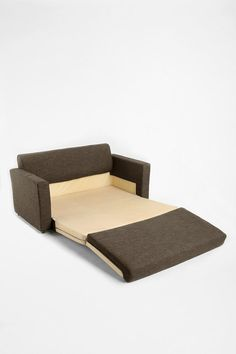 Urban Outfitters - Anywhere Convertible Sofa Sofa Cumbed Design, House On Wheels, Foam Cushions, Sectional Sofa, Convertible, Love Seat, Urban Outfitters, Apartment Ideas, Murphy Beds