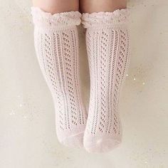 Baby Girl Trouser Socks