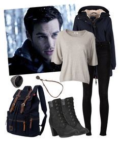"""""""the vampire diaries - Kai Parker Imagine"""" by juli1dfan ❤ liked on Polyvore"""