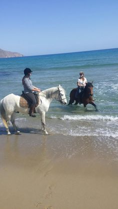 Zoraida's Horseback Riding - Georgioupolis, Greece