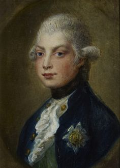 https://flic.kr/p/toVaEW | HRH THE DUKE OF CLARENCE, PRINCE WILLIAM OF THE UNITED KINGDOM | AFTER T. GAINSBOROUGH  PRINCE WILLIAM OF HANOVER HAD TO SUCCEED HIS BROTHER GEORGE IV BECOMING KING WILLIAM IV OF THE UNITED KINGDOM AND THE PREDECESSOR ON THE THRONE OF HIS NIECE VICTORIA ALEXANDRINA OF HANOVER, QUEEN VICTORIA.