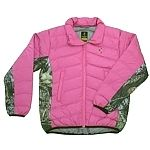 Browning Women's 700 Down Camo & Pink Jacket this ones cute too but his store didn't have it