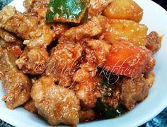 Mely's  kitchen: Pork Afritada