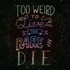 Avenged Sevenfold Quotes Wallpaper Too Weird To Live 164 Too Rare To Die Cover Of The Song