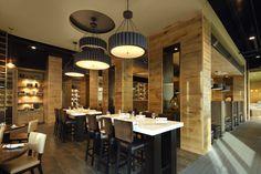 Restaurant Lighting | Made in LA | Custom Made by iWorks