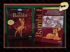 #Disney's #Bambi & #Bambi2  #CollectorsEdition #Digibook #BluRay Bambi, Disney, My Books, Cover, Sketches, Disney Art