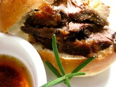 French Dip Crock Pot | Southern French Cooking
