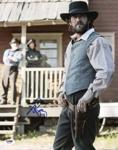 Luke Perry Signed Authentic 11X14 Photo Autographed PSA/DNA #X40155