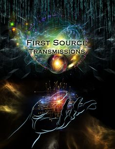 The cover art for the three primary transmissions from First Source.