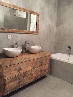 Rustic Bathrooms 405112928984501866 - Farmhouse Studio Apartment Bathroom Remodel Inspirations 40 Source by aknicam Bathroom Toilets, Bathroom Renos, Bathroom Interior, Small Bathroom, Bathroom Ideas, Remodel Bathroom, Bathroom Remodeling, Bathroom Mirrors, Shower Remodel