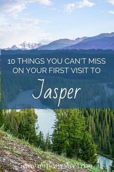 Jasper National Park is one of the most beautiful places in Canada, and should be on everyone's bucket lists! Planning an itinerary for your family vacation can be a challenge though, that's why I'm sharing this list of 10 things to do in Jasper. Whether you're hiking with kids, camping with families, or are on a solo photography adventure through Alberta, this travel guide will help you choose the best hikes, discover mountain lakes and glaciers, and have the best road trip! #2 is amazing! Canada National Parks, Jasper National Park, Fantasy Character Names, Hiking With Kids, Nature Activities, And So The Adventure Begins, Best Hikes, Greatest Adventure, Plan Your Trip