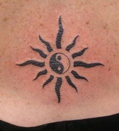 Sun Tattoos - Tattoos.net