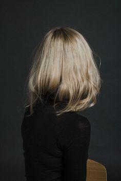 Shooting with Lena Shynkaruk. Makeup by Jaime Smith. Hair by Sudana. Photography by Amanda Kho.