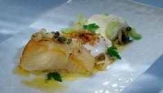 Lettsaltet torsk med purresaus - Fiskeeksperten