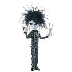 """Tae Yang Edward Scissorhand 9"""" Doll"""