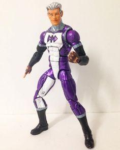 Quicksilver - Uncanny Avengers (Marvel Legends) Custom Action Figure