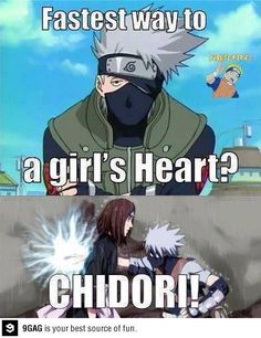 This is the sickest joke ever!!!!! But still funny... Kakashi .... Naruto