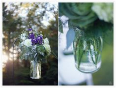 Who can go wrong with mason jars...