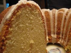 Extra Moist Lemon, Sour Cream And Vanilla Pound Cake Recipe - Food.com: Food.com